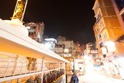 Somewhere in Kathmandu, Nepal