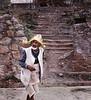 Man with a Basket, Mrigasthali Forest, Kathmandu, Nepal (Bronica 645)