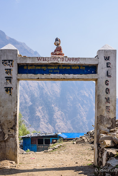 Welcome to Laprak (Old Laprak)