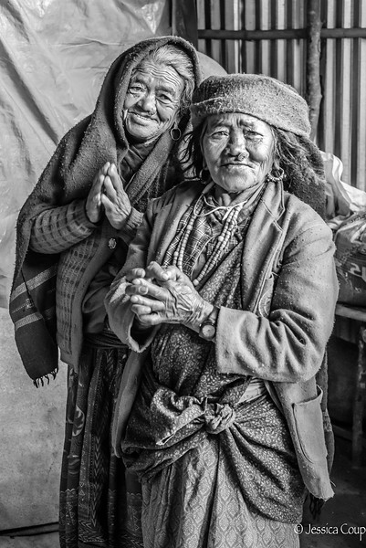 Women of Laprak
