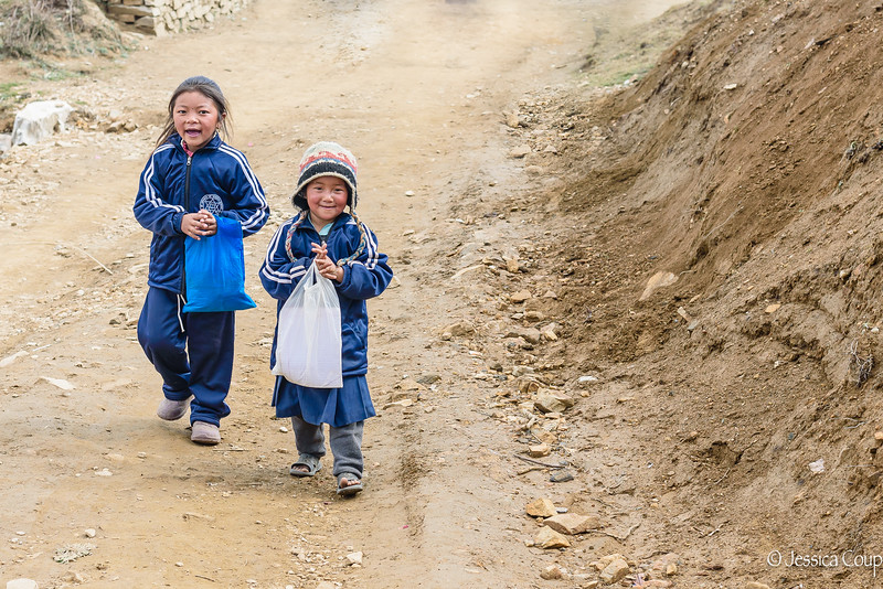 The Long Walk to School