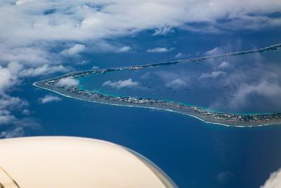 Delap on Majuro Atoll.