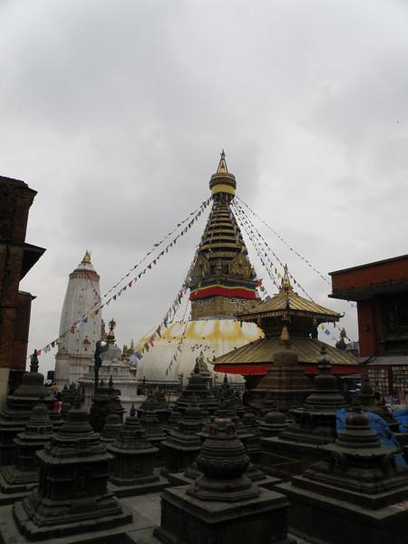 Main stupa