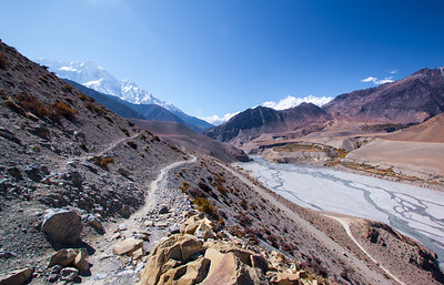 Mustang Valley, Nepal.
