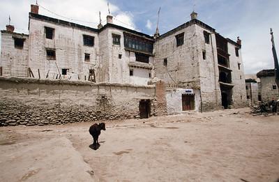 King's palace, Lo Manthang
