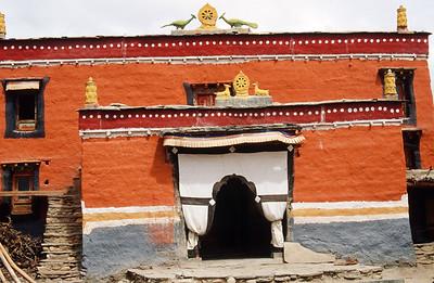 Choedhe monestary, Lo Manthang