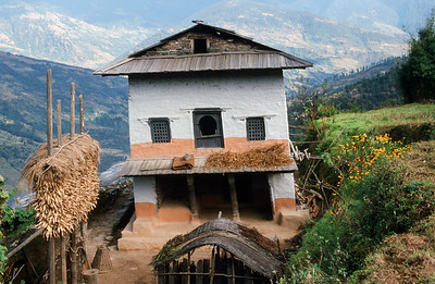 Sangbadanda farm house