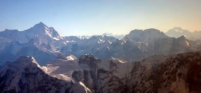 Nepal: Himalaya panoramas