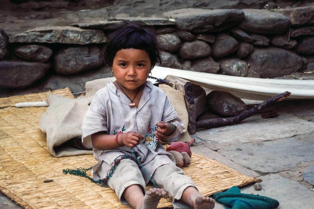 Shiuli, Annapurna Sanctuary Trek