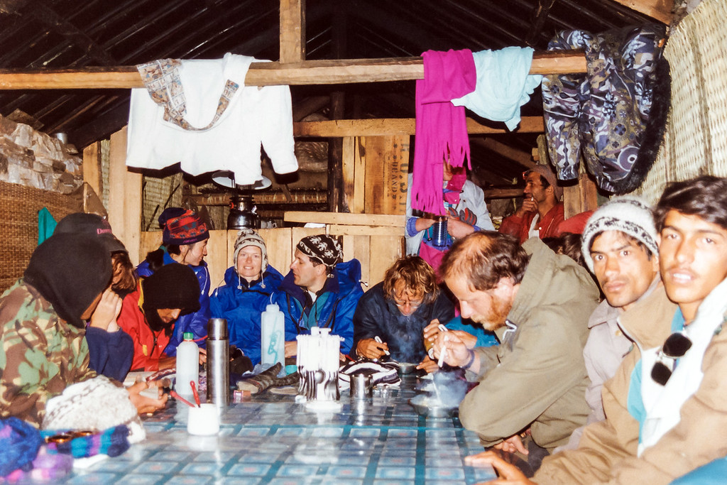Machapuchare Base Camp
