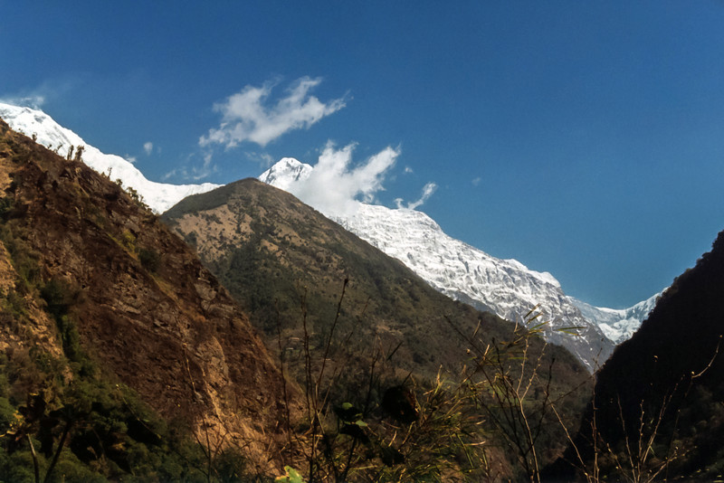 Jhinu, Annapurna Sanctuary Trek
