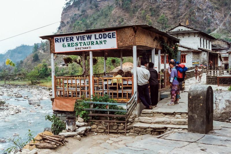 Birethanti Village