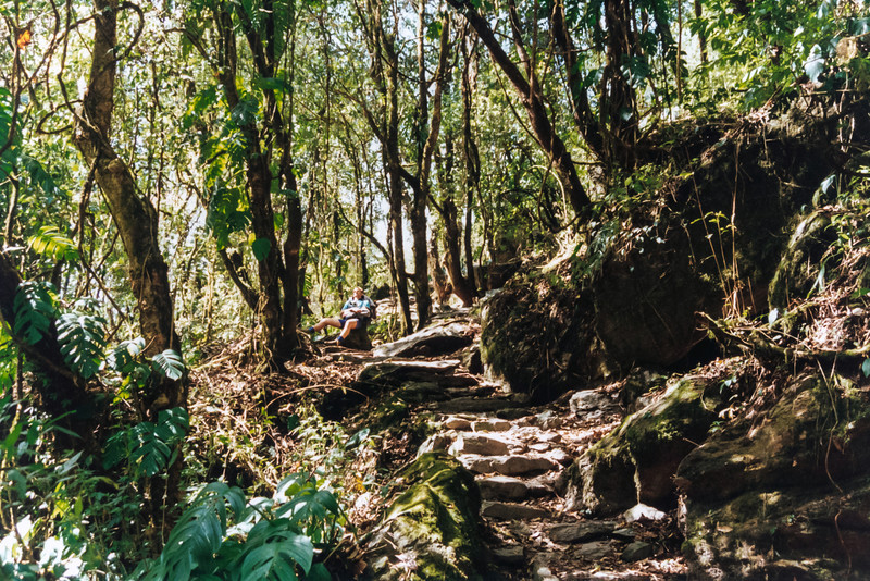 Jhinu Hill, Annapurna Sanctuary Trek