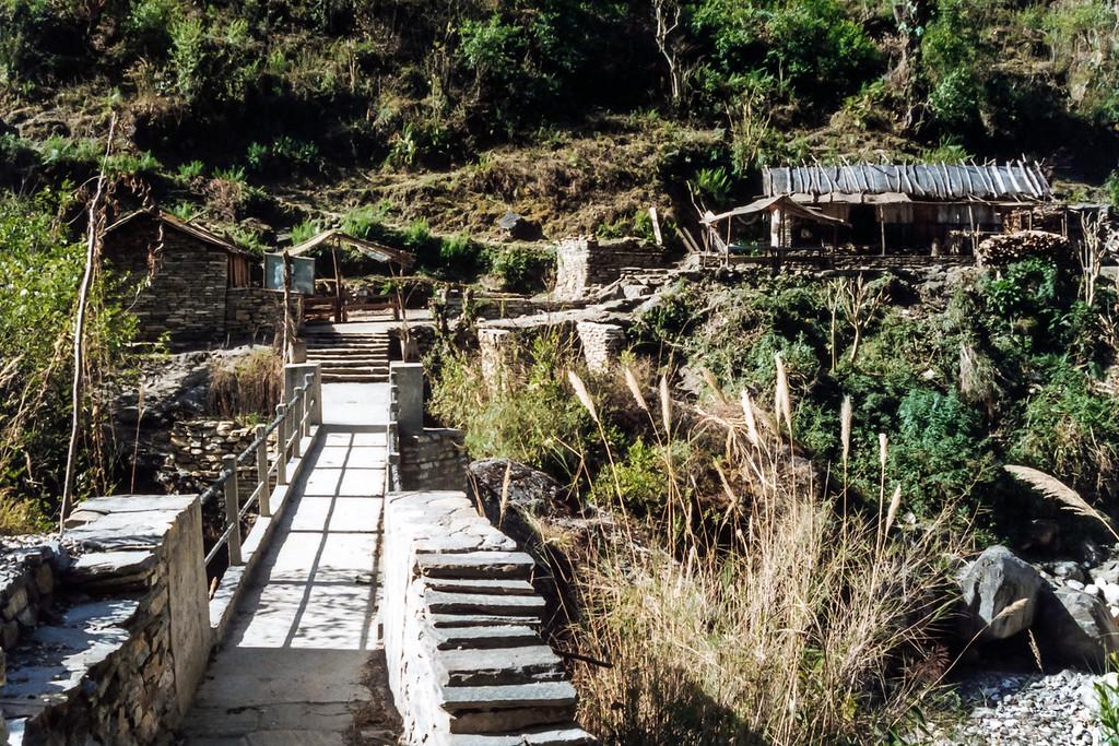 Kladi Khola, Annapurna Sanctuary Trek