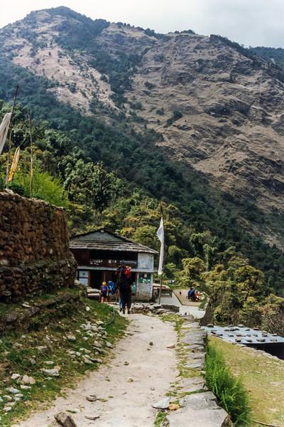 Chomrong, Annapurna Sanctuary Trek