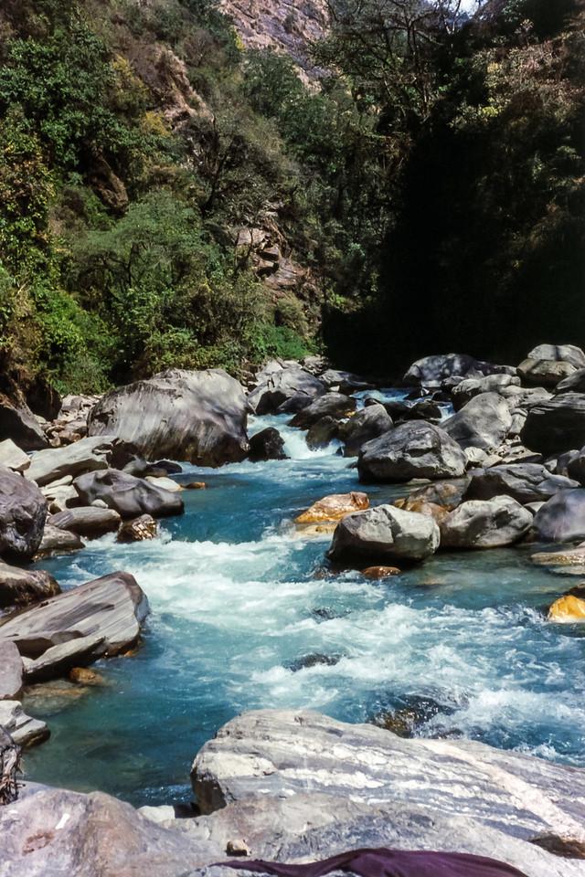 Jhinu (Modi Khola), Annapurna Sanctuary Trek