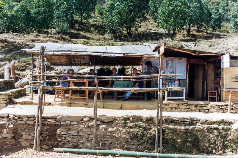 Dhampus, Annapurna Sanctuary Trek