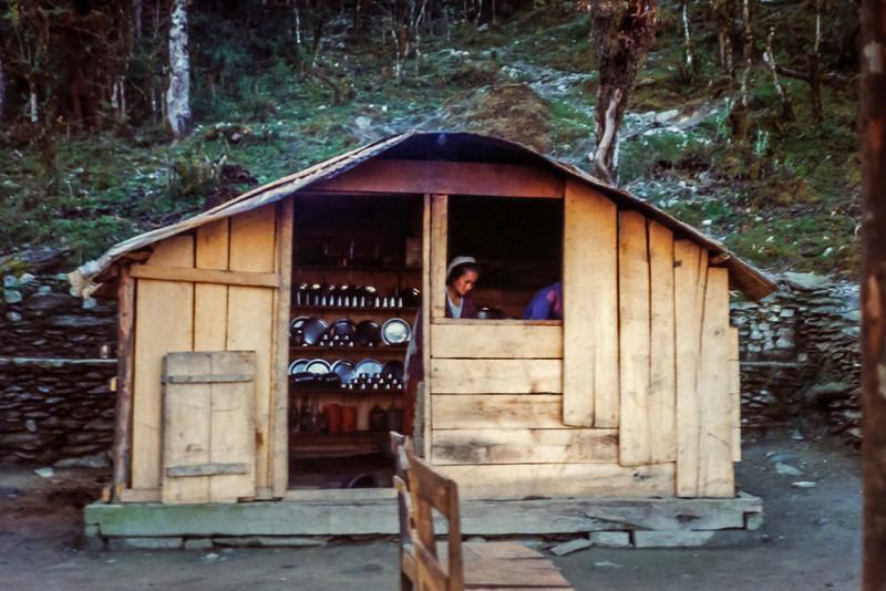 Bichok, Annapurna Sanctuary Trek