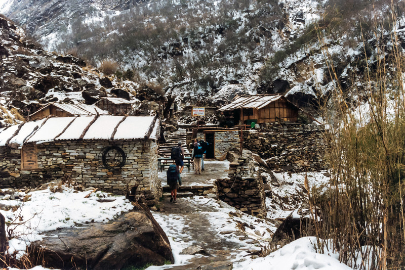 Modi Khola Valley