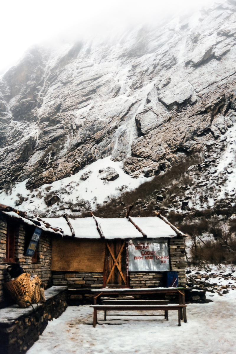 Annapurna Sanctuary Trek, Dream Lodge Bagar