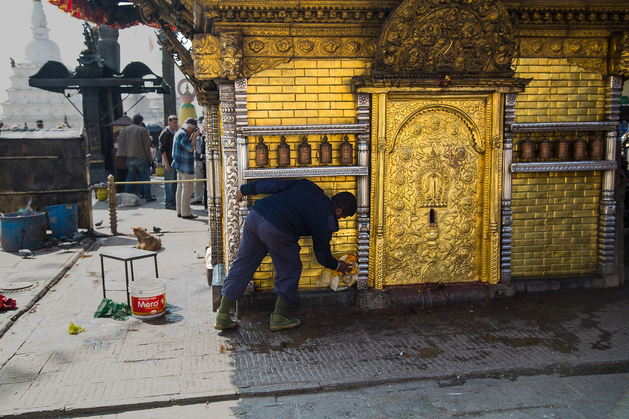 Monkey Temple, Swayambhanath