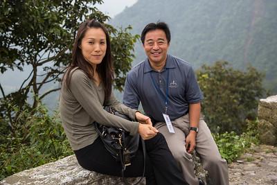 Miki Matsuo & Glenn Wakai
