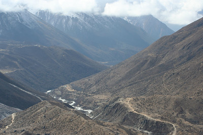 Pangboche (3,985 M)