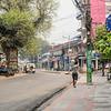 Main Street of Pokhara