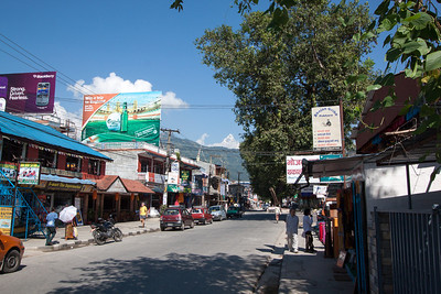 Lakeside, Pokhara, Nepal