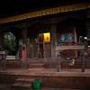 Amar narayan mandir - they have a nightly bell ringing ritual - I was not allowed to photograph - Tansen