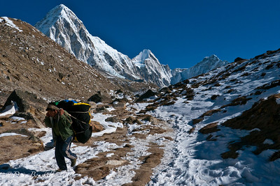 Sherpas, make it easier on all trekkers