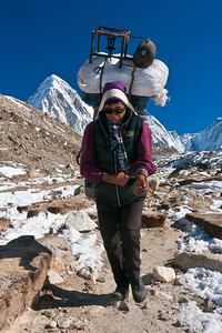 Sherpas, Everst Base Camp