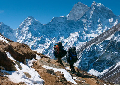 Sherpas of theEverest Base Camp Trek