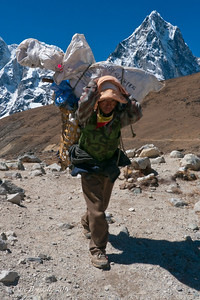 Sherpas, Everest Base Camp