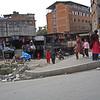 A typical corner in Kathmandu.