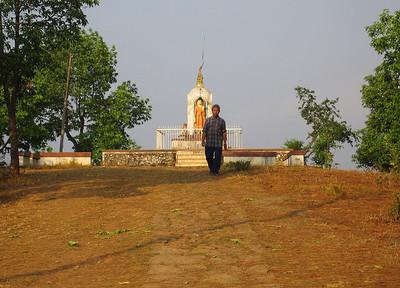 Buddha on Buddha hill