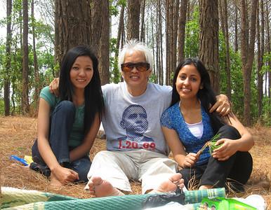 Dalucky, Obama, & Manisha