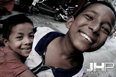 """Duo"", Kathmandu, Nepal, 2007 Print IND31014-056"