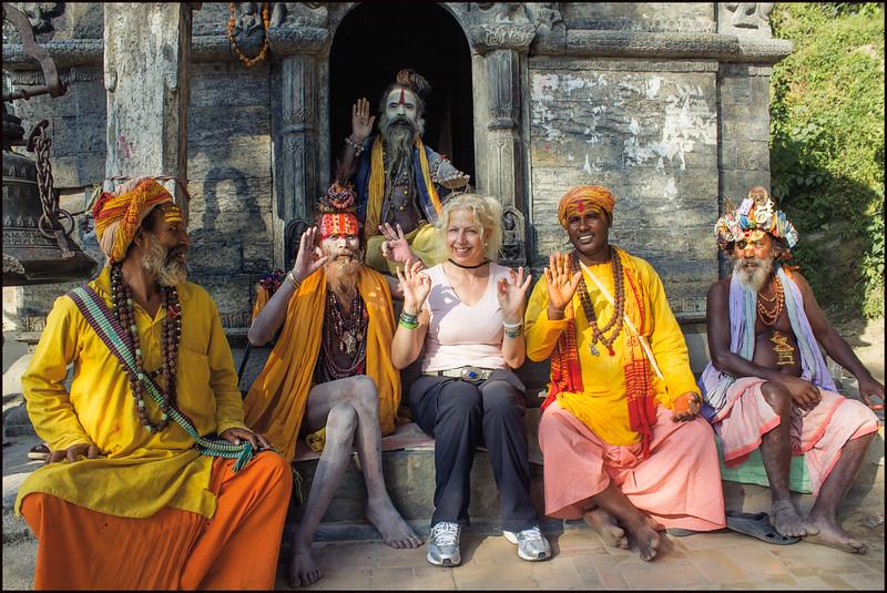 Gathering of The Wise, Pashupatinath