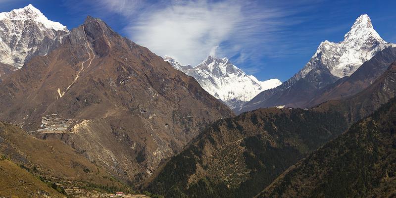 Khumbu Valley