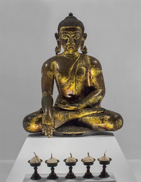 Shakyamuni Buddha (Nepal 12th century)