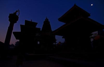 Patan (outside Kathmandu, Nepal)