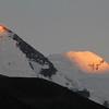 """The evening light """" Lhotse Shar 8383m und Der Pk38 7590m """""""