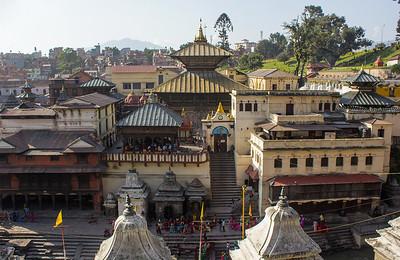 Pashupatinath Temple,