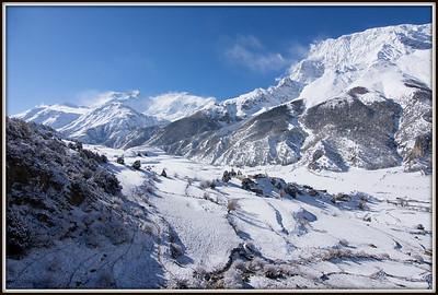 Bhraka In Snow