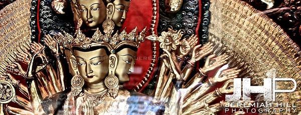 """The Gods Of Kathmandu"", Kathmandu, Nepal, 2007 Print NEP1-116-207"