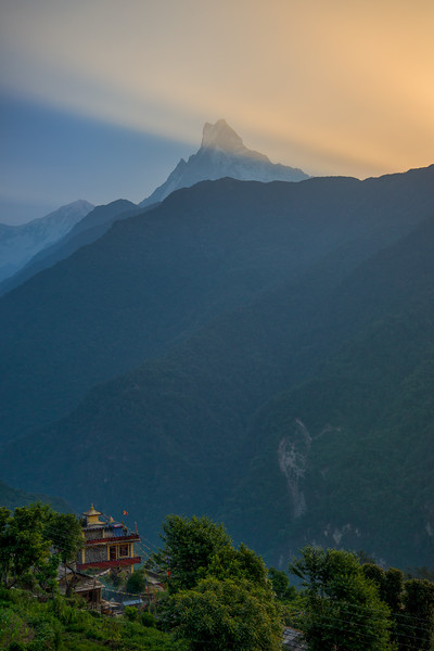 Mountains of Nepal