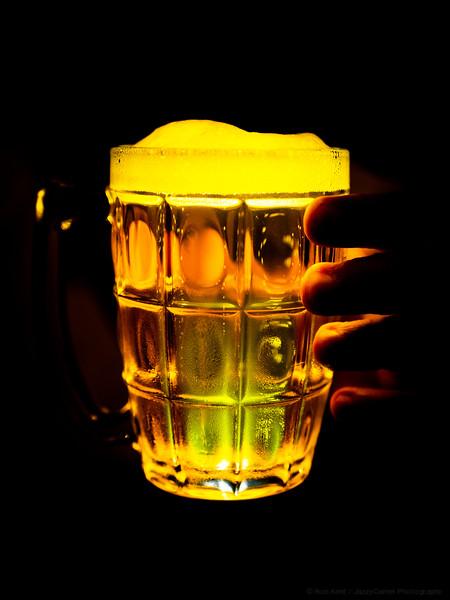 Glowing Pint