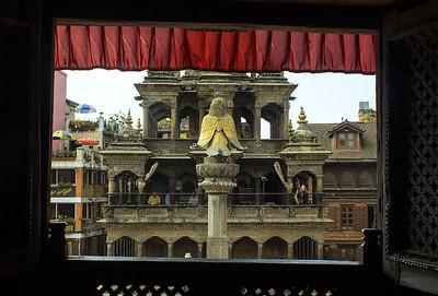 Patan Durbar Square, Kathmandu