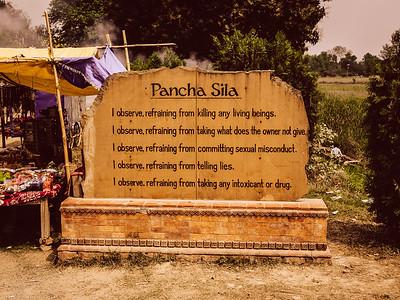 Pancha Sila